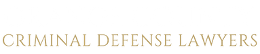 LA & Orange County Criminal Defense Lawyers Logo